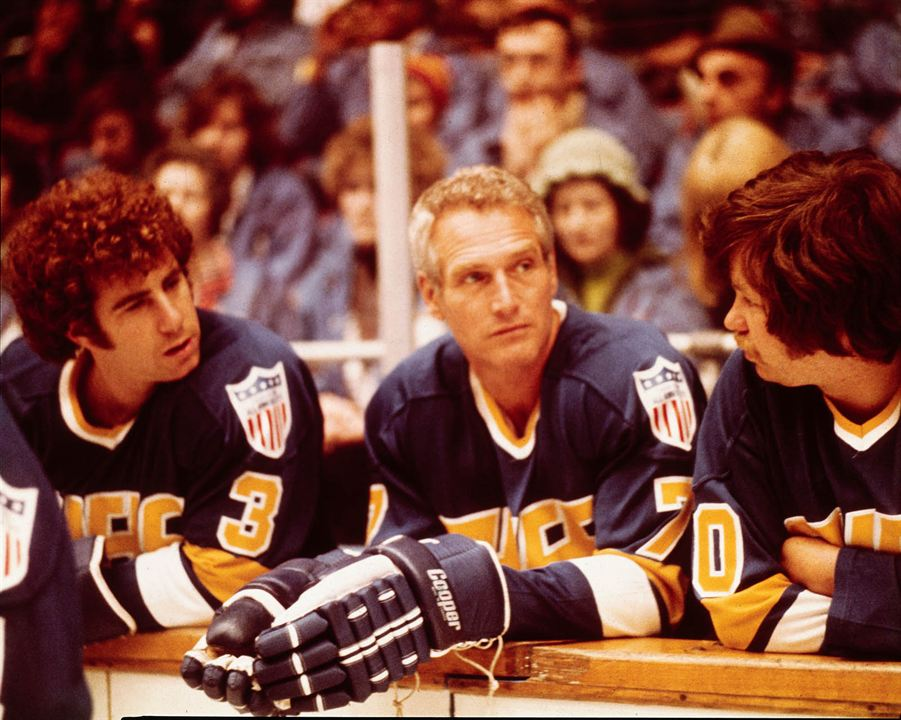 Slap Shot : Foto Michael Ontkean, Paul Newman