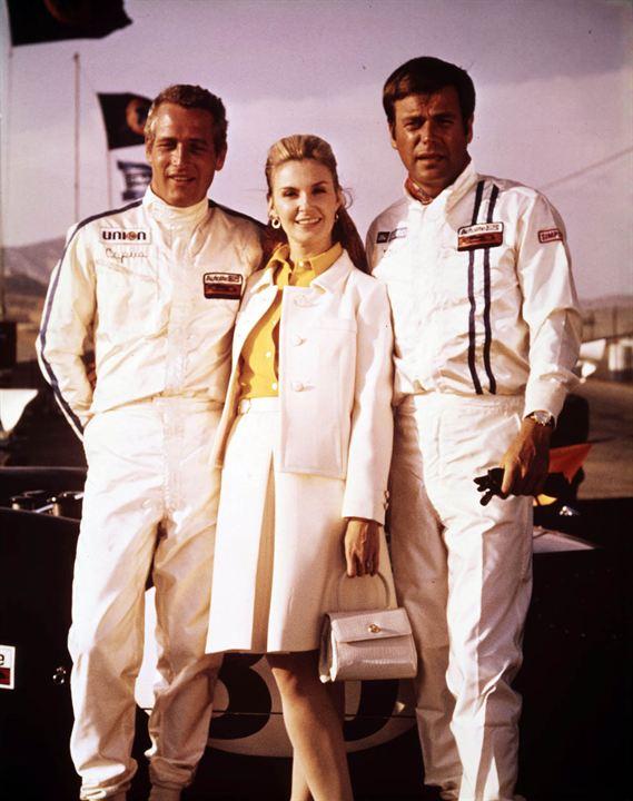 Foto Joanne Woodward, Paul Newman, Robert Wagner