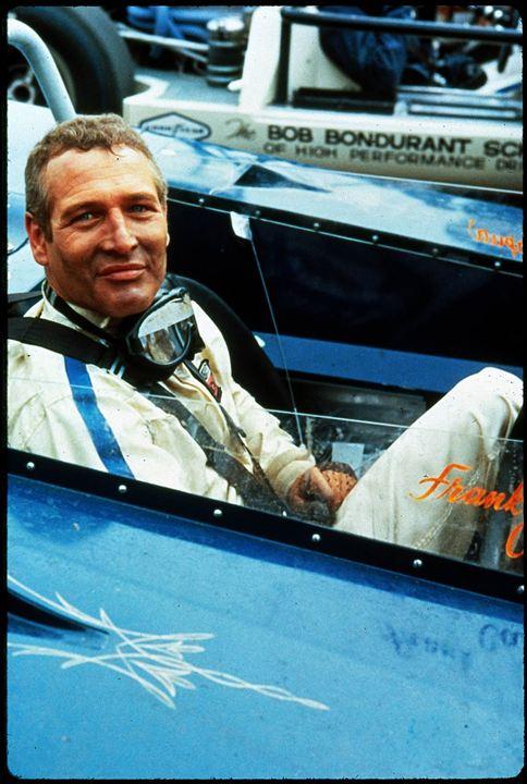 Winning : Foto Paul Newman