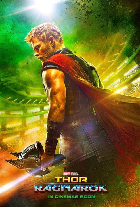 Thor: Ragnarok : Poster