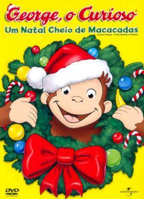 George, o Curioso - Um Natal Cheio de Macacadas : Poster