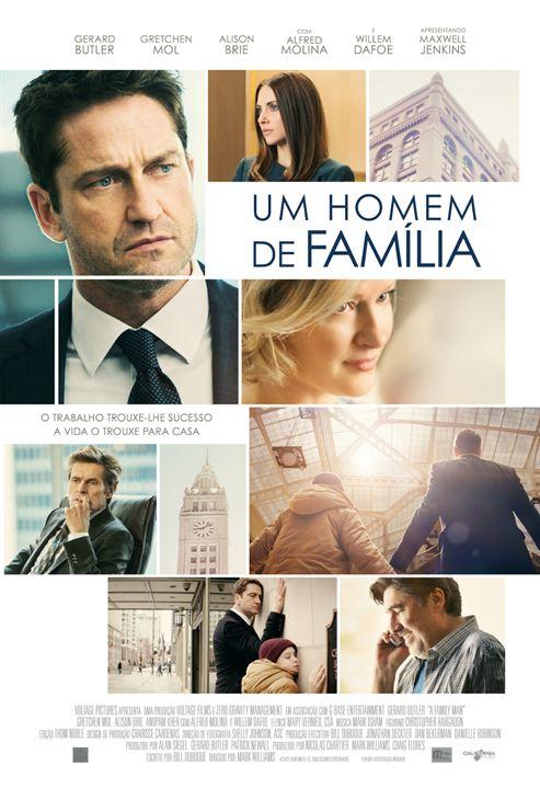 Um Homem de Família : Poster