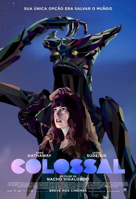 Colossal : Poster