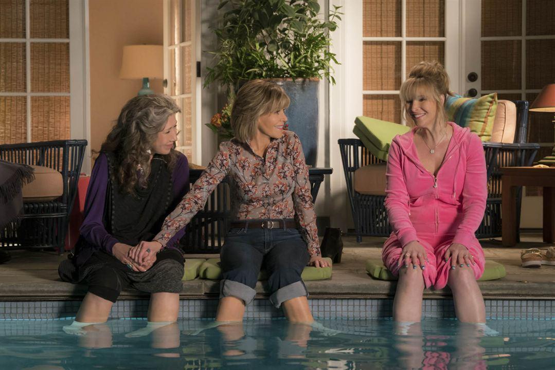 Foto Jane Fonda, Lily Tomlin, Lisa Kudrow