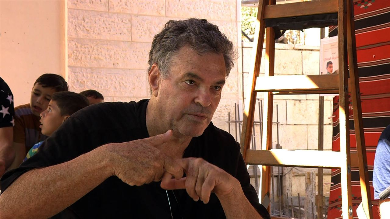 A Oeste do Rio Jordão : Foto Amos Gitaï