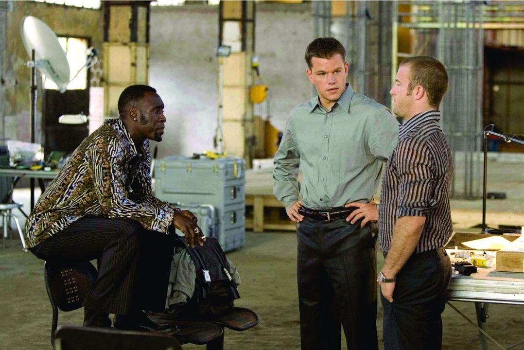 Doze Homens e Outro Segredo : Foto Don Cheadle, Matt Damon, Scott Caan