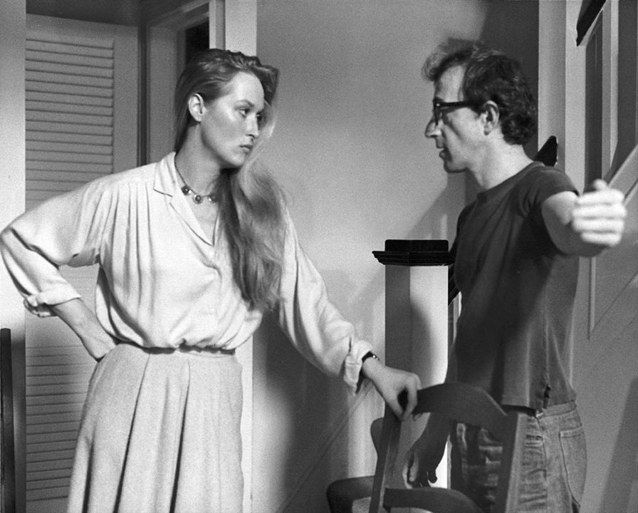 Manhattan : Foto Meryl Streep, Woody Allen