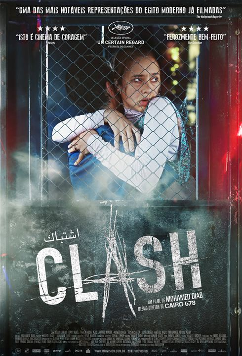 Clash : Poster