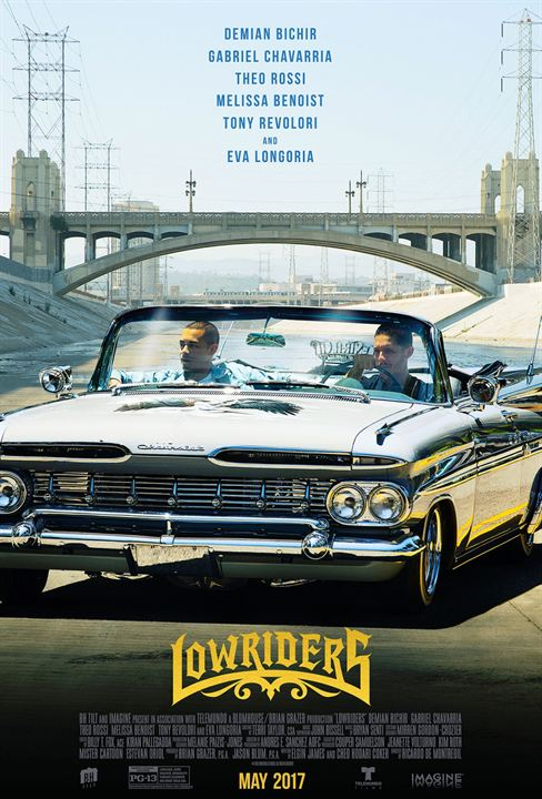 Lowriders : Poster