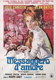 O Mensageiro : Poster