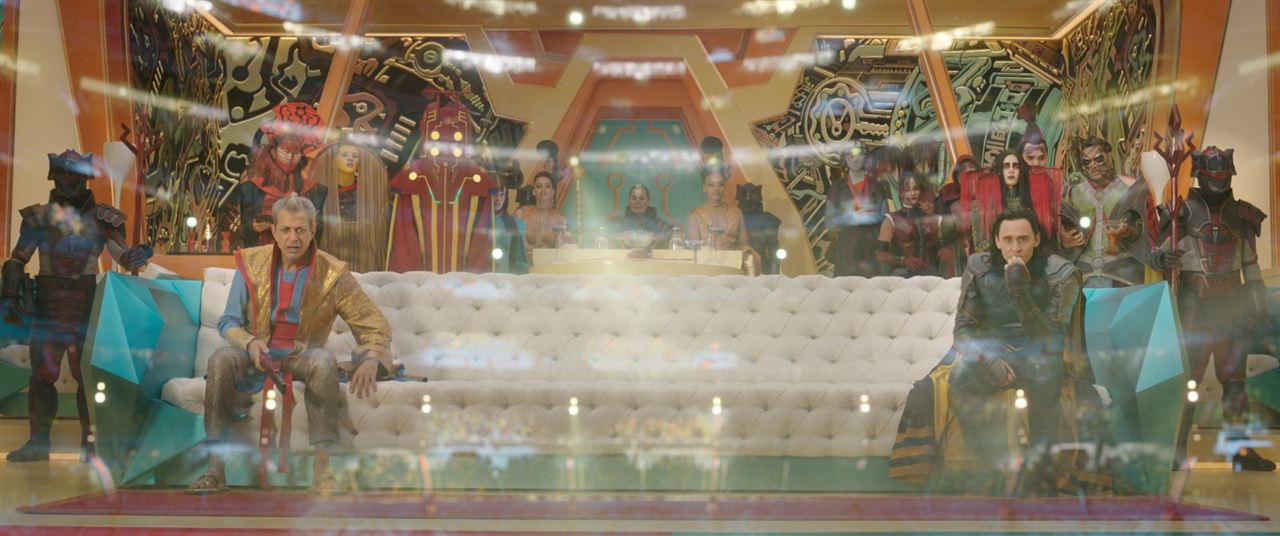 Thor: Ragnarok : Foto Jeff Goldblum, Tom Hiddleston