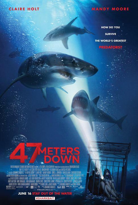 47 Meters Down : Poster