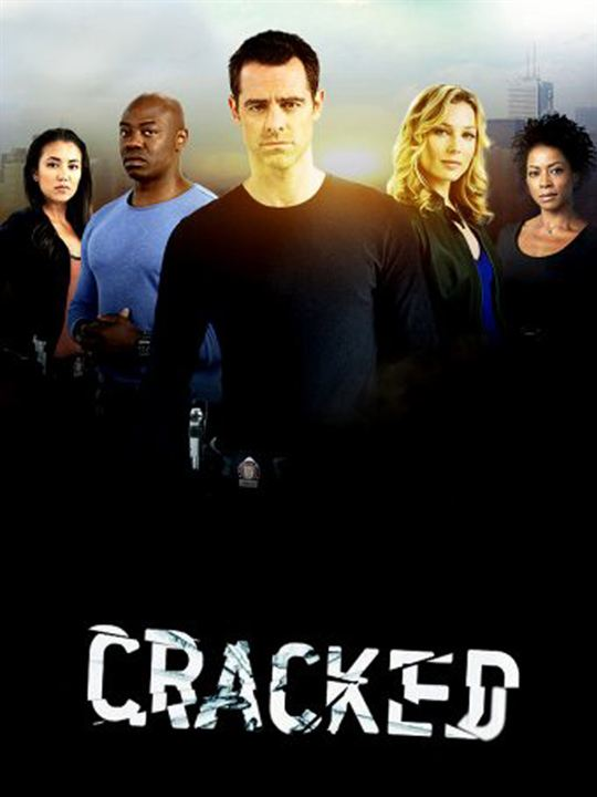 Cracked (2013) : Poster