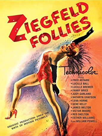Ziegfeld Follies : Poster