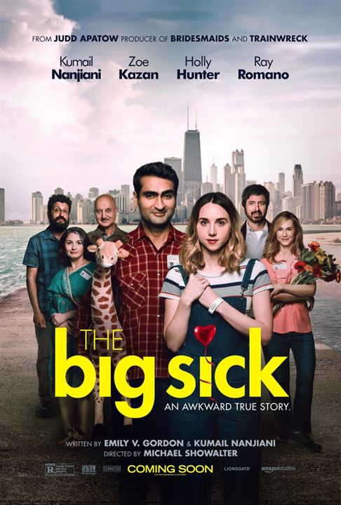 The Big Sick : Poster