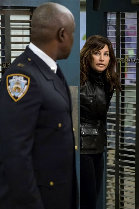 Foto Andre Braugher, Gina Gershon