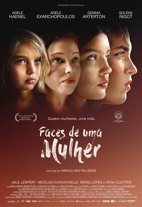 Faces de uma Mulher : Poster