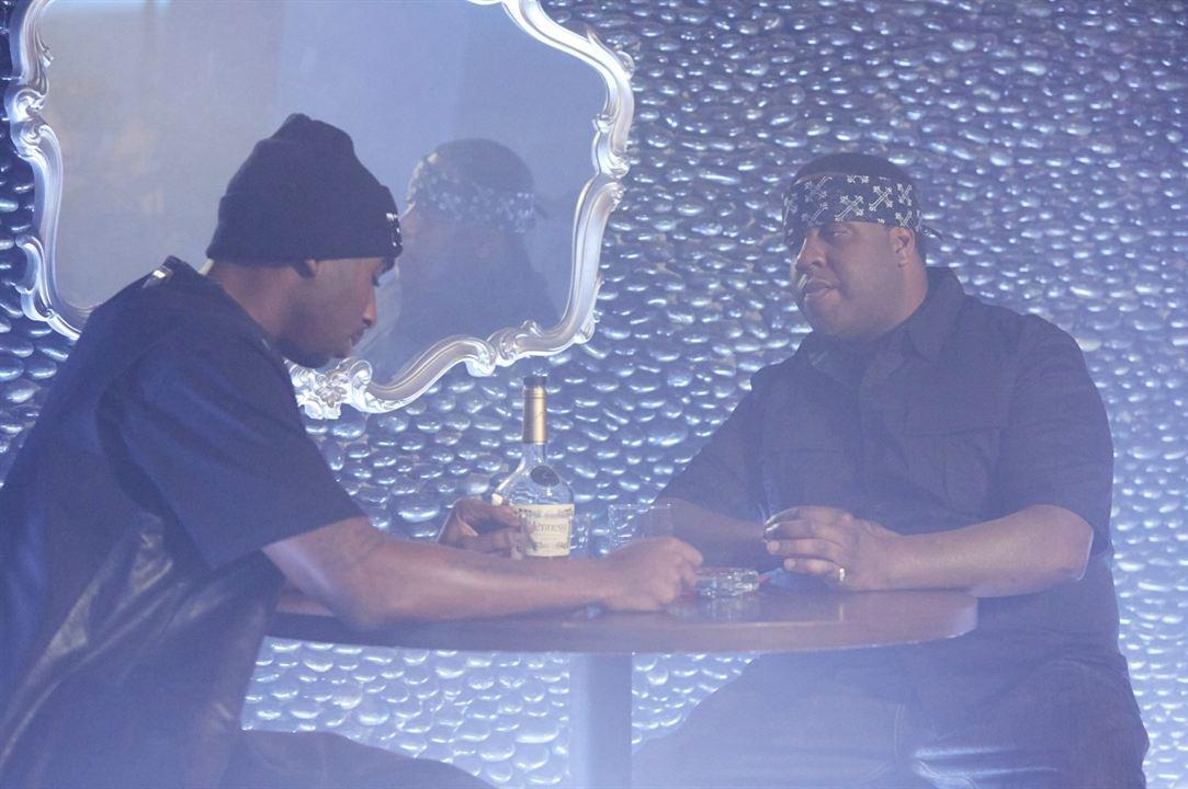 All Eyez On Me: A História de Tupac : Foto Demetrius Shipp Jr., Jamal Woolard
