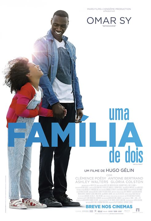 Uma Família de Dois : Poster