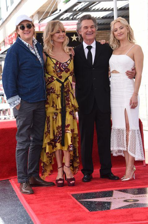 Vignette (magazine) Goldie Hawn, Kate Hudson, Kurt Russell