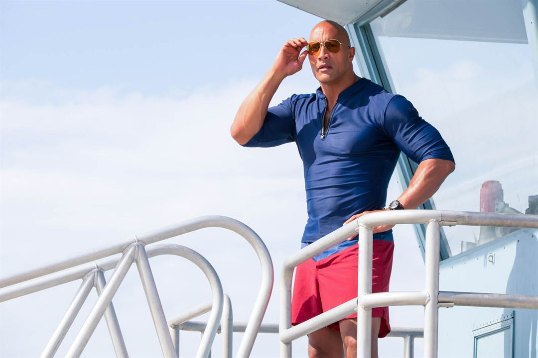 Baywatch : Foto Dwayne Johnson