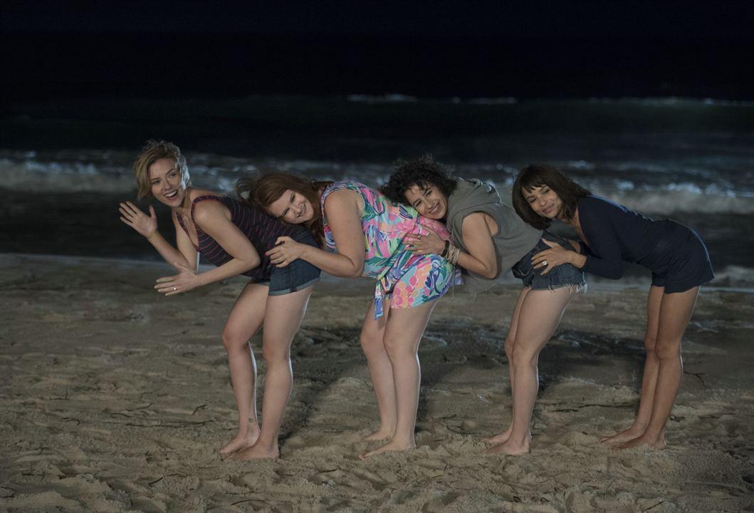 A Noite é Delas : Foto Ilana Glazer, Jillian Bell, Scarlett Johansson, Zoë Kravitz