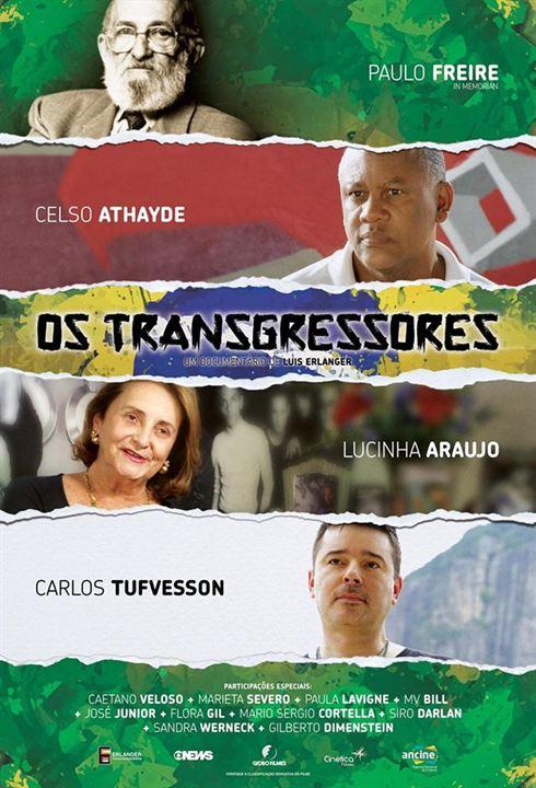 Os Transgressores? : Poster