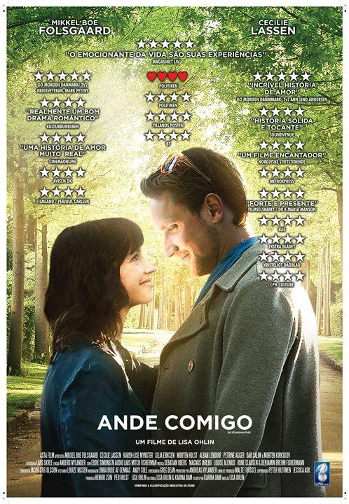 Ande Comigo : Poster