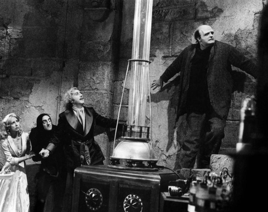 O Jovem Frankenstein : Foto Gene Wilder, Marty Feldman, Peter Boyle