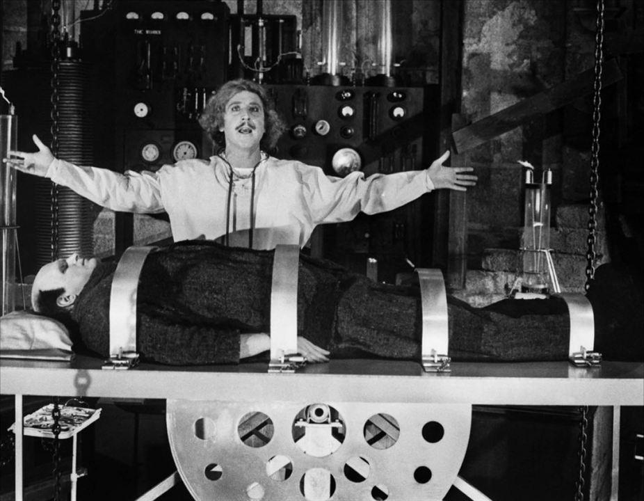 O Jovem Frankenstein : Foto Gene Wilder, Peter Boyle