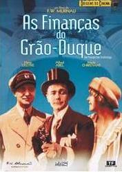 As Finanças do Grão-Duque : Poster