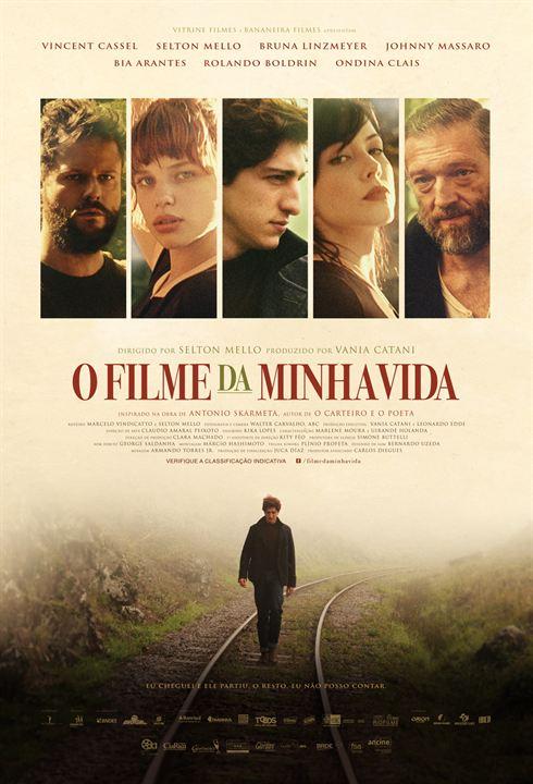 O Filme da Minha Vida : Poster