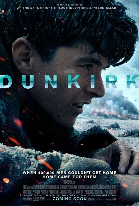 Dunkirk : Poster