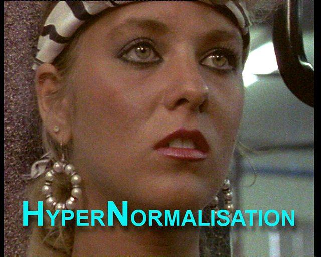 HyperNormalisation : Poster