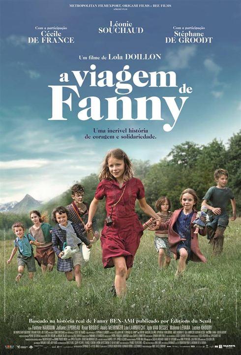 A Viagem de Fanny : Poster