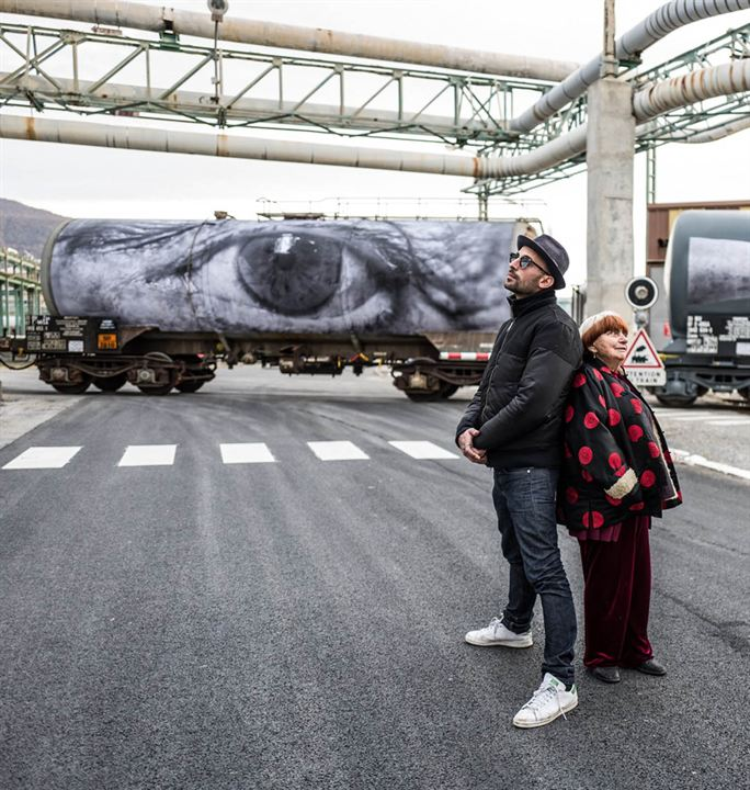 Visages, Villages : Foto Agnès Varda, JR