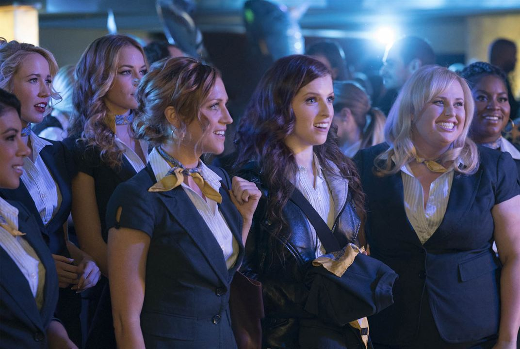 A Escolha Perfeita 3 : Foto Anna Camp, Anna Kendrick, Brittany Snow, Chrissie Fit, Ester Dean