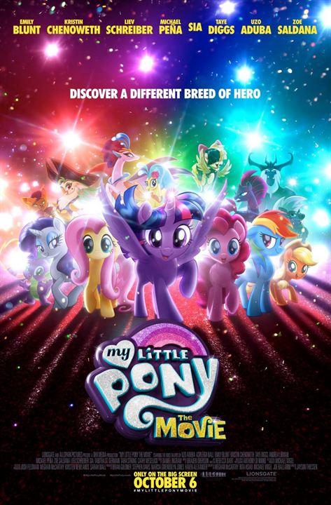 Baixar My Little Pony: O Filme Dublado Torrent