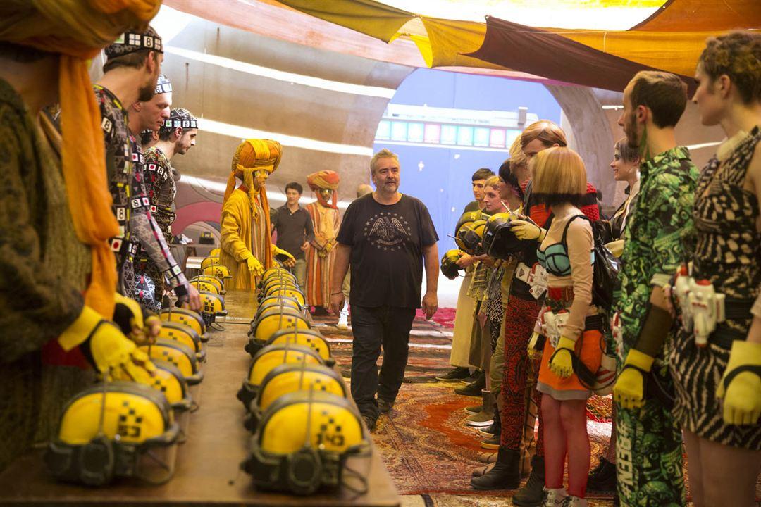 Valerian e a Cidade dos Mil Planetas : Foto Luc Besson