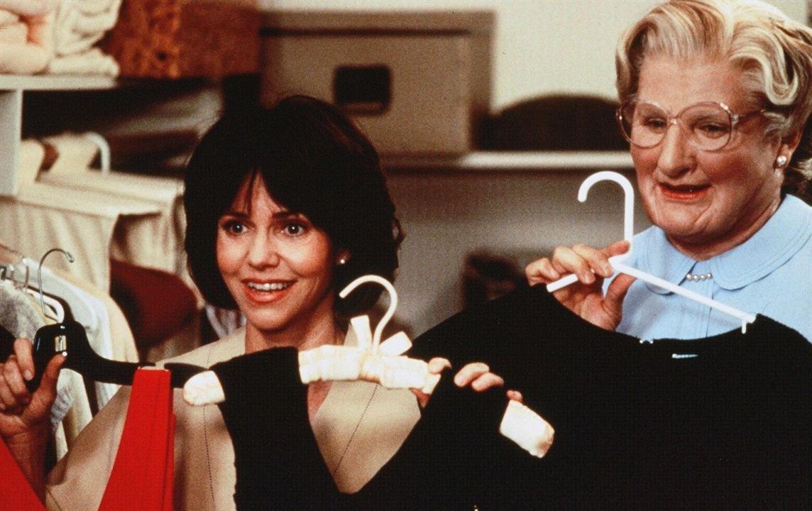 Uma Babá Quase Perfeita : Foto Robin Williams, Sally Field