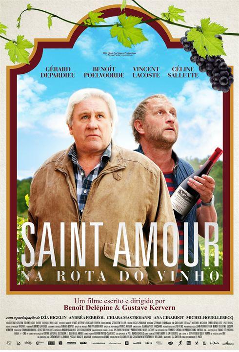 Saint Amour - Na Rota do Vinho : Poster