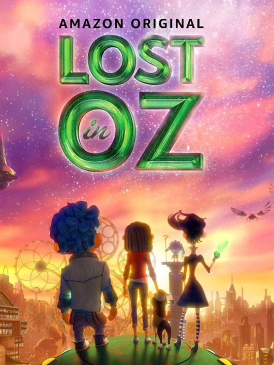 Lost in Oz : Poster