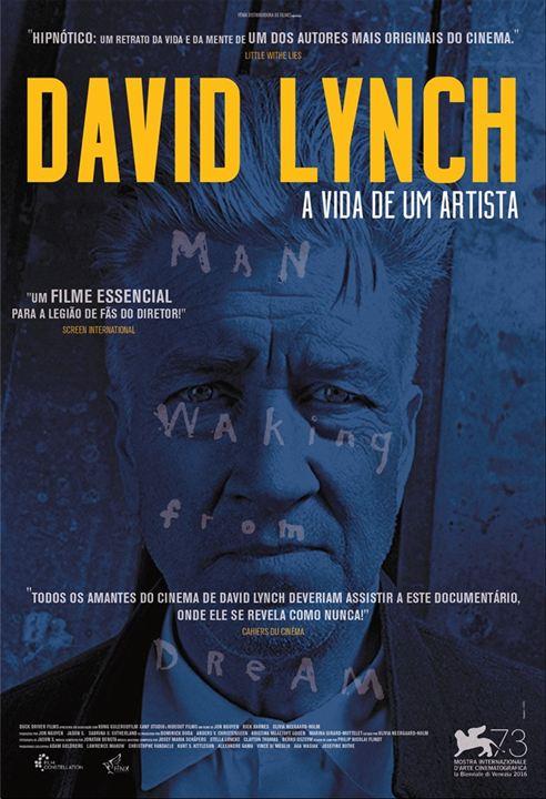 David Lynch: A Vida de um Artista : Poster