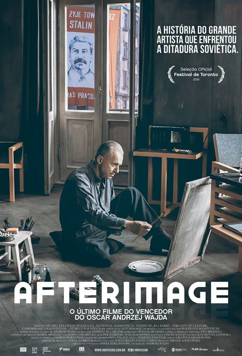 Afterimage : Poster