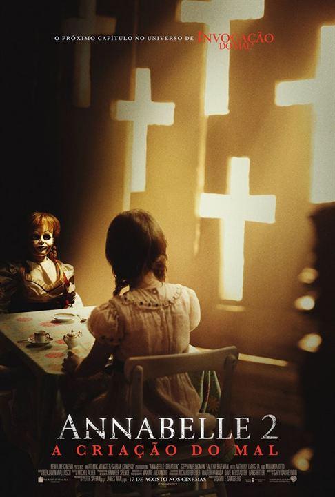 Annabelle 2 - A Criação do Mal : Poster