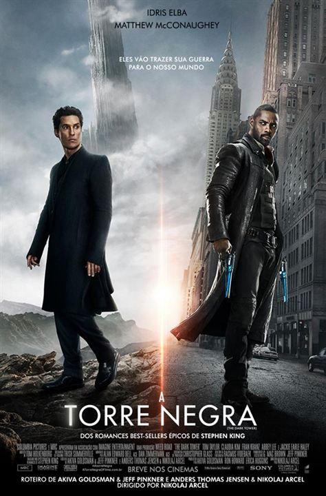 A Torre Negra : Poster