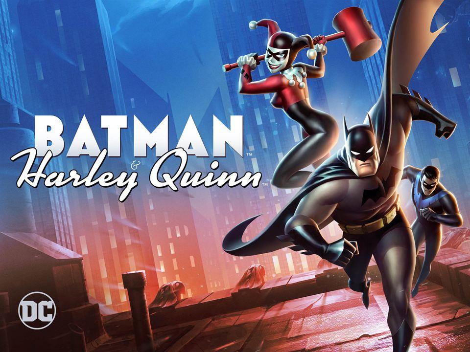 Batman e Arlequina : Foto