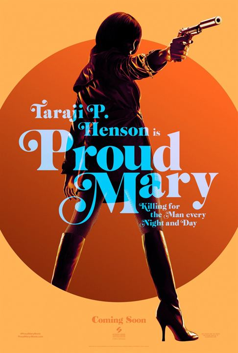 Proud Mary : Poster