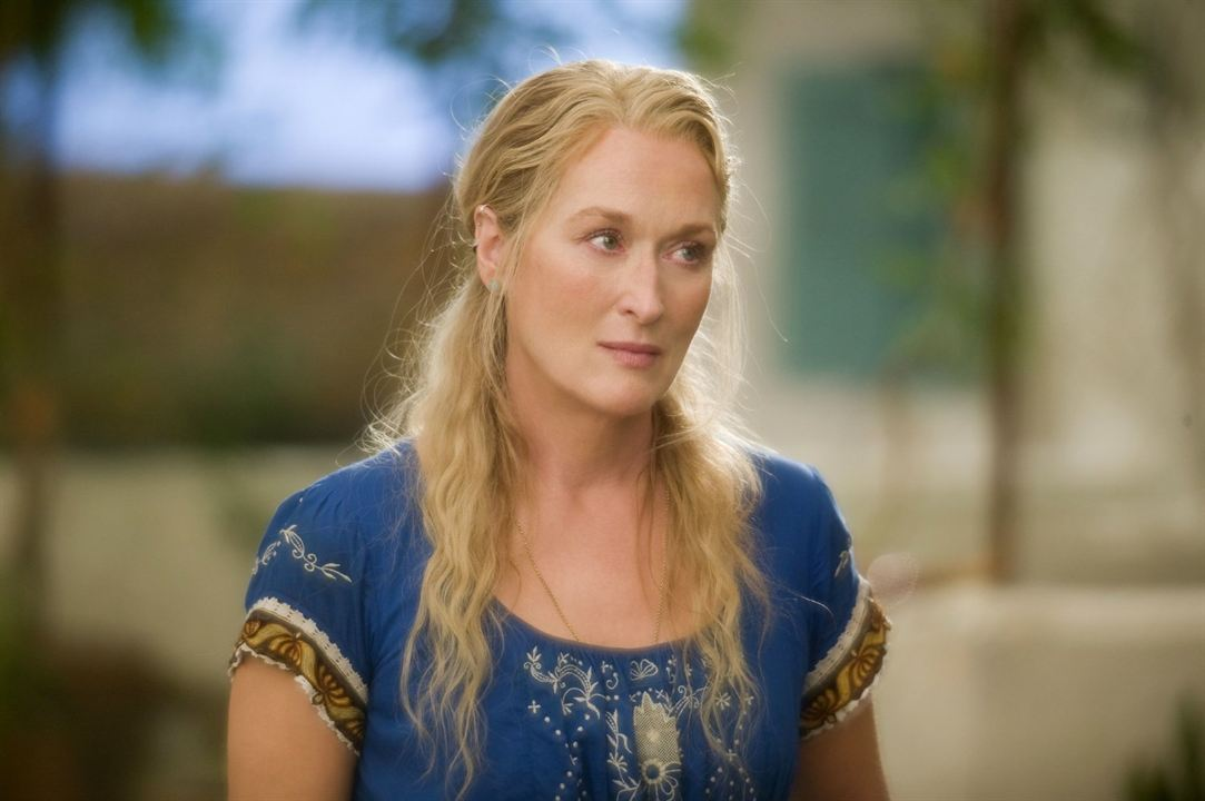 Mamma Mia! - O Filme : Foto Meryl Streep
