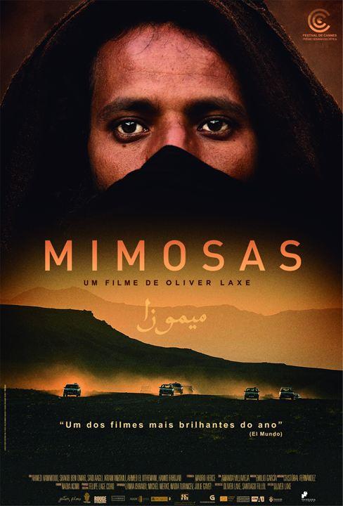 Mimosas : Poster